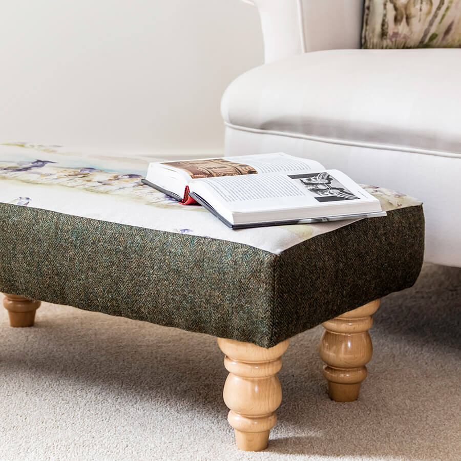 Footstools, Lamp Shades & Cushions - Love Your Lounge