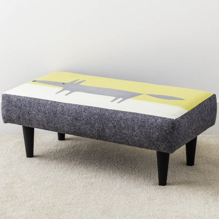 fantastic mr fox footstool - Love Your Lounge